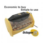 Brinsea Octagon 20 ECO Manual Turn Egg Incubator Review